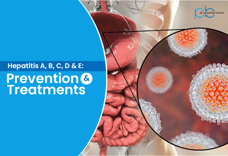 HEPATITIS A, B, C, D & E: Preventions and Treatments