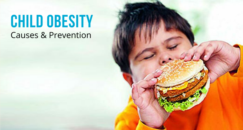 Child Obesity: Causes & Prevention