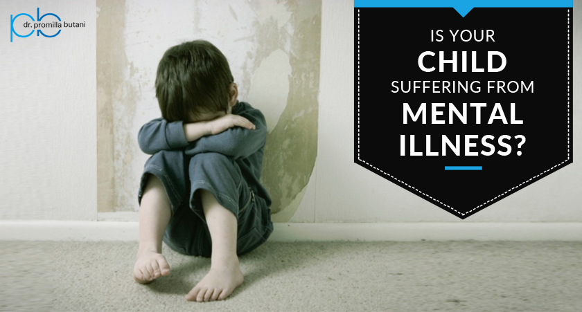 Is Your Child Suffering From Mental Illness?