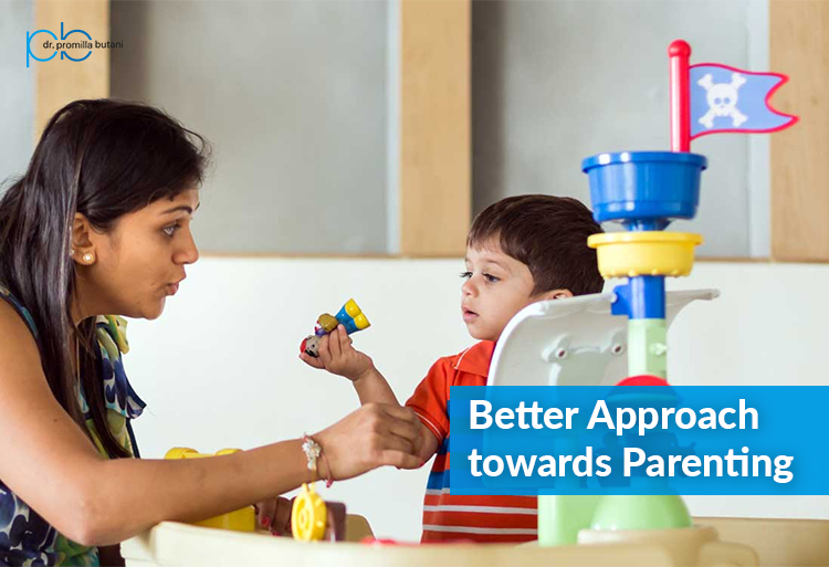 Better Approach Towards Parenting