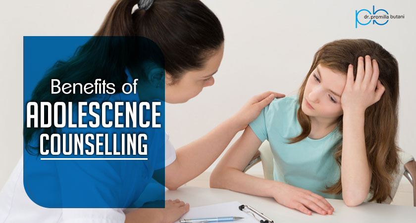 Benefits of Adolescence Counselling